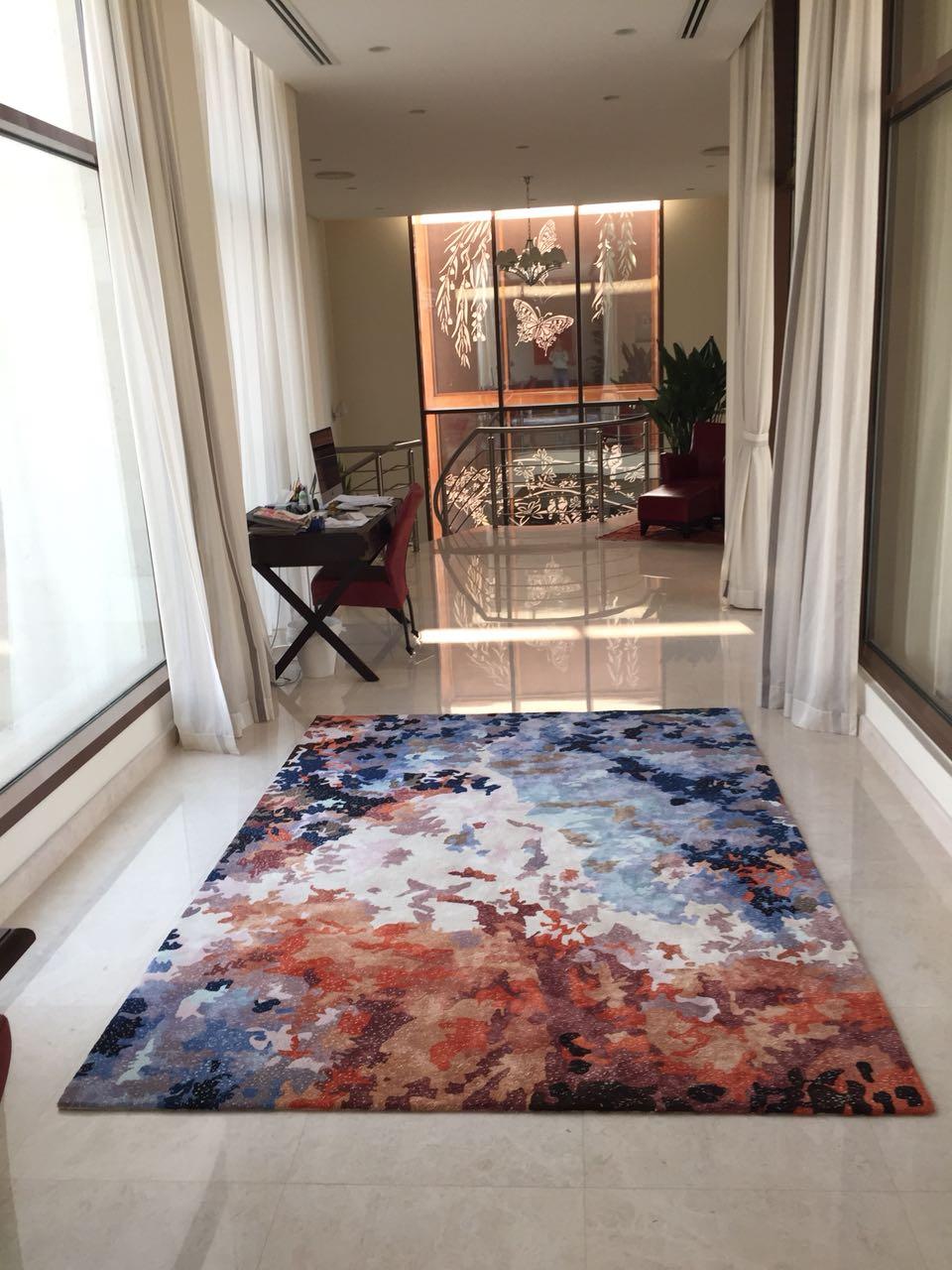 alfombra carpets